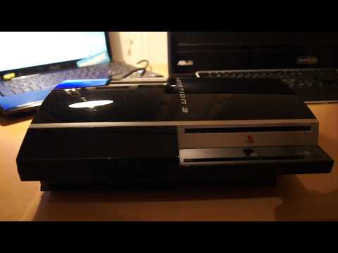 PS3 Fan Test: Cleaning Your PlayStation 3 [HD]