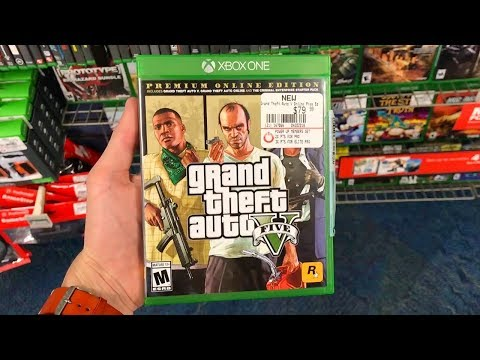DO NOT BUY The Grand Theft Auto 5 Premium Edition! (GTA 5 Premium Online Edition Ripoff)