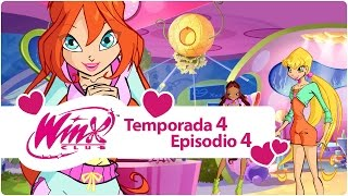 Winx Club - Temporada 4 Episodio 4 - Amor y mascotas - COMPLETO