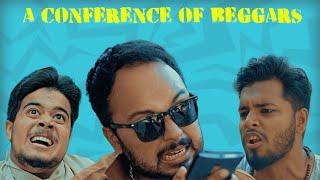 A Conference Of Beggars | The Fun Fin | Ft. faisal Iqbal ( The Idiotz) | Beggars In Ramzan