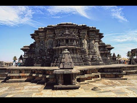 Sri Chennakeshava Temple Belur - Amazing Temple Architecture