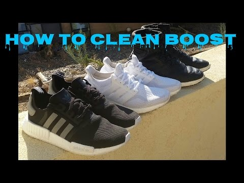 How to remove stains from boost