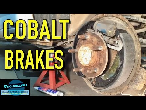 How to change rear brakes 2008 cobalt fast
