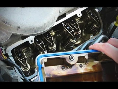 Valve cover leaking - Replacing valve cover gasket - 2006-2016 Chevy Impala
