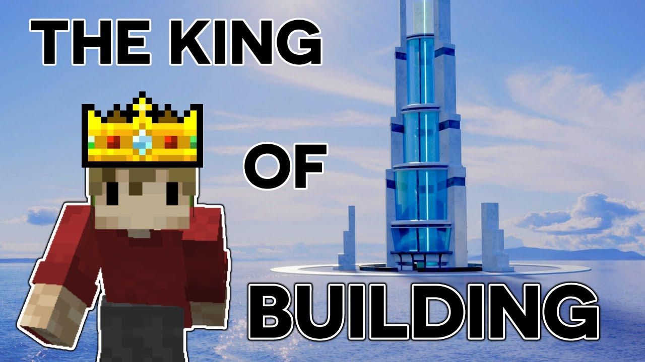 Grian - The King of Minecraft BUILDING...