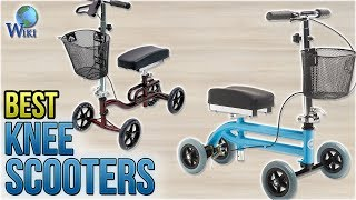10 Best Knee Scooters 2018