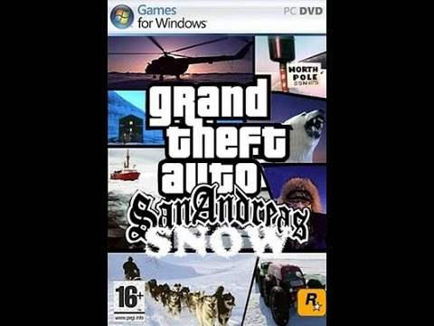 HOW TO DOWNLOAD INSTALL GTA SAN ANDREAS SNOW MOD