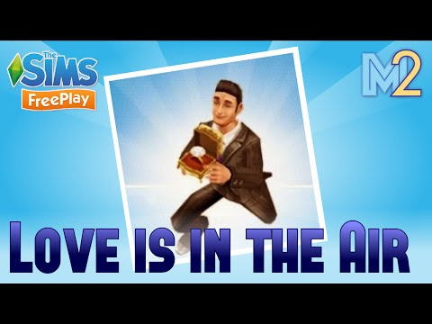 Sims FreePlay - Love Is in the Air! Marriage Quest (Let's Play Ep 4)