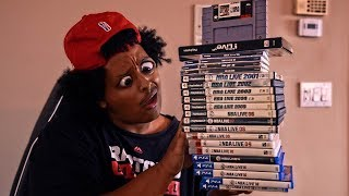 PLAYING EVERY SINGLE NBA LIVE GAME IN ONE VIDEO...