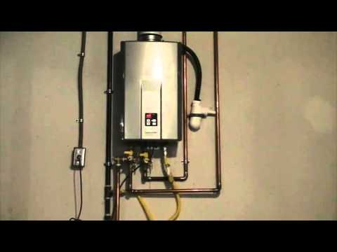 Rinnai R94LSi-NG 84% Efficiency Tankless Water Heater Review