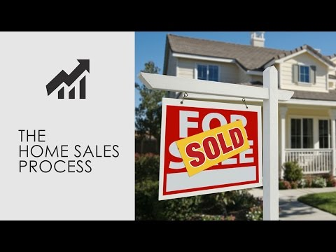 Home Sales Process - 5 Steps to Closing Home Sales