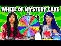 Mystery Wheel Of Cake Challenge. (Descendants 2 Dress Up) 2018 mp3