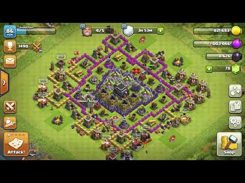 Clash of clans: How to get people to join your clan