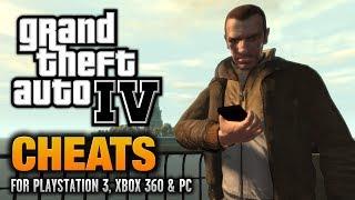 Download GTA 4 Cheats Video