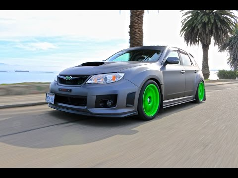 335whp /388 Tq Subaru WRX Hatchback Build