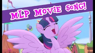 Song Teaser! My Little Pony Movie Trailer #2
