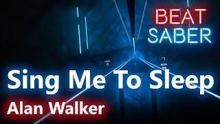 [Beat Saber] Alan Walker - Sing Me To Sleep (Custom song - Hard)