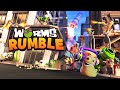 Worms Rumble Announcement Trailer