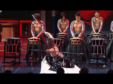 A Performance From DRUM TAO