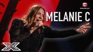 Melanie C performs