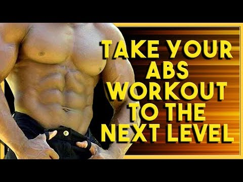 ULTIMATE ABS CHALLENGE!  [Ball Switch + Resistance Band]