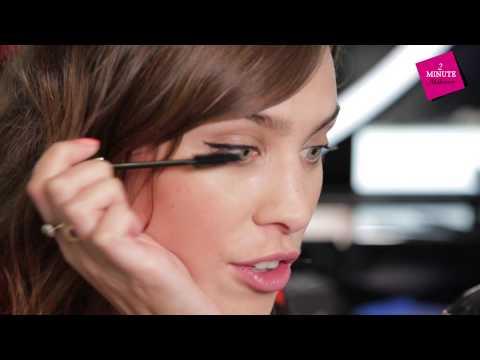 Alexa Chung x Eyeko's Two Minute Makeover | Grazia UK
