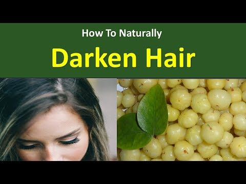 How to Naturally Darken Hair|Use the mustard oil for your hair