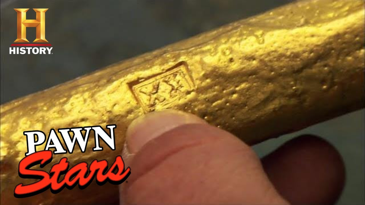 Pawn Stars: SHIPWRECK TREASURE is Worth Its Weight in Gold! (Season 2) | History