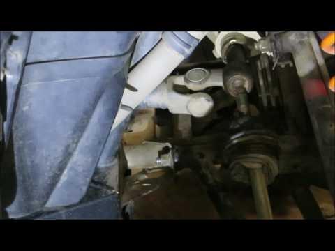 Polaris RZR steering rack bad.