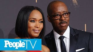 Angela Bassett On How She Met Husband Courtney B. Vance & Their