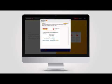 Purchase your Movie Tickets easily with MasterPass