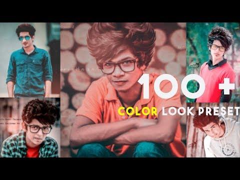 100+  photoshop color lookup preset download