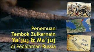 Misteri Lokasi Tembok Zulkarnain Untuk Mengurung Yajuj dan Majuj