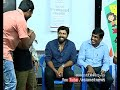 Actor Nivin Pauly Chat With Children  Amp 39 Mutte Ponne Amp 39 Summer Camp In Kochi