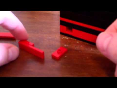 how to make a lego grenade