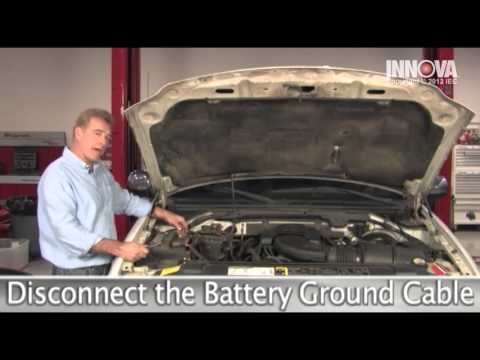 How to change Intake Air Temperature (IAT) Sensor - 2002 Ford F150
