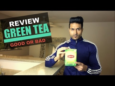 Green Tea | Health & Fat Burning Benefits | Review by Guru Mann