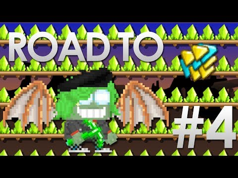 ROAD TO DAVINCI WINGS #4 | Building Free Gem World! | Growtopia