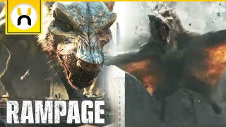Rampage Ralph The Wolf Explained