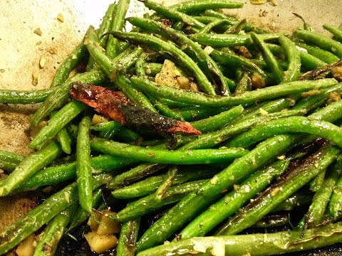 Dry-fried Sichuan green beans (without deep frying) 干煸四季豆