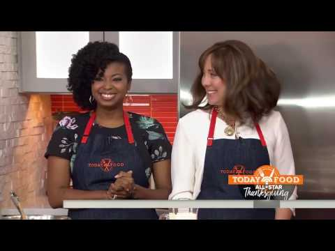 Today Show - Thanksgiving Cornbread Recipes/ Savory Dressing And Sweet Pound Cake