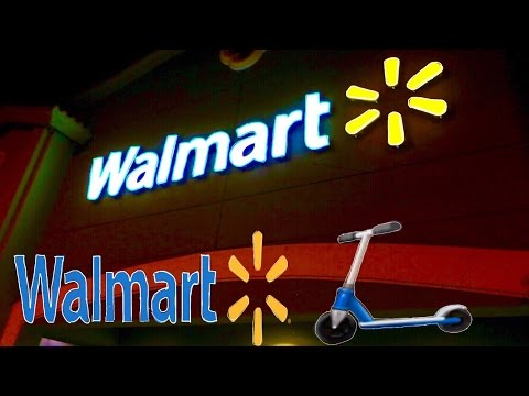 BEST SCOOTERS AT WALMART!?