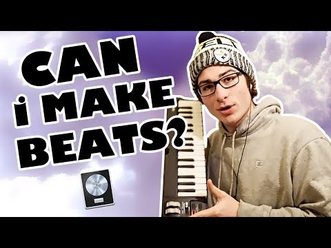 Making a Travis Scott Type Beat from Scratch! (STOCK PLUGINS ONLY) - Logic Pro X
