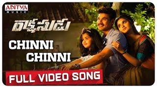 Chinni Chinni Full Video Song    Rakshasudu Video Songs    Bellamkonda Sreenivas, Anupama    Ghibran