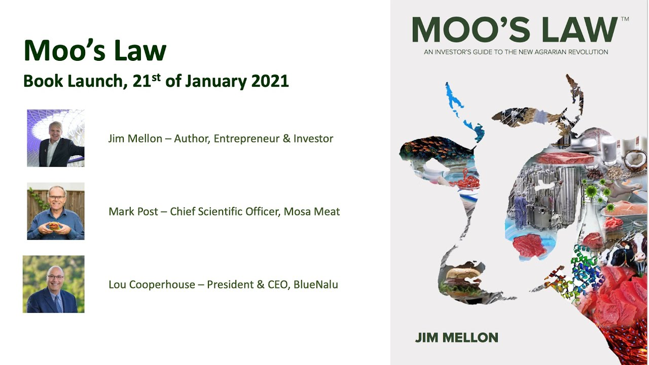 Moo's Law Book Launch