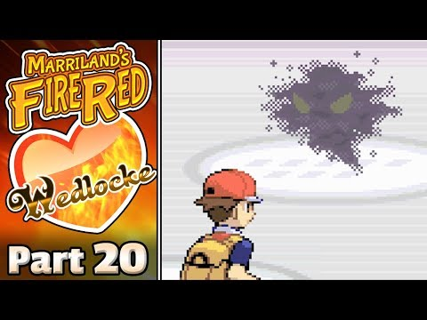 Pokémon FireRed Wedlocke, Part 20: Ghost Of A Chance!