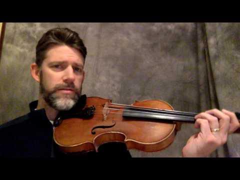 Vibrato on Violin made easy