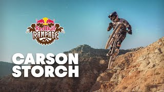 How Big Is Red Bull Rampage Really? | Elements of Style with Carson Storch and Cam McCaul