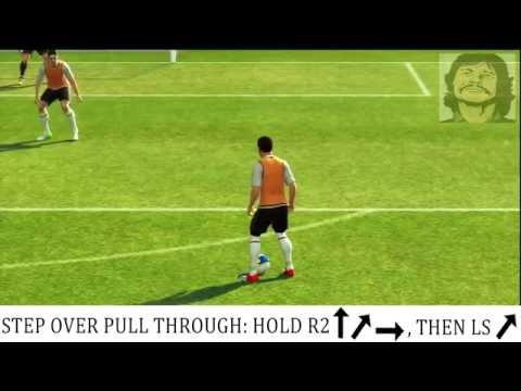 PES 2013 - Dribbling & Skills TUTORIAL (NEW!!!)