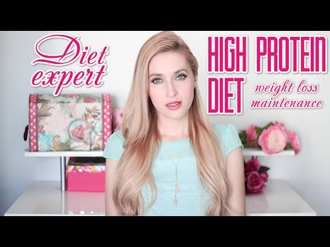 My Diet Expert experience ★ High protein diet for weight loss/maintenance